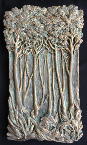 Concerto for Trees - Bronzed finish